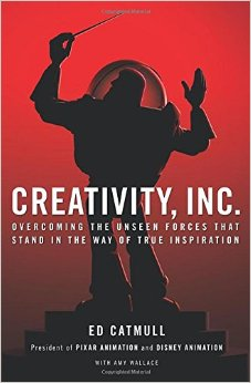 Ed Catmull Creativity Inc