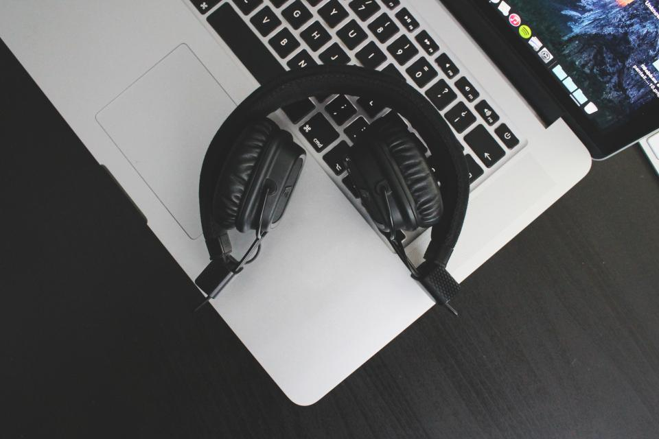 Music Headphones Productivity