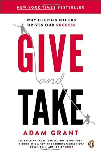 Adam Grant Give Take