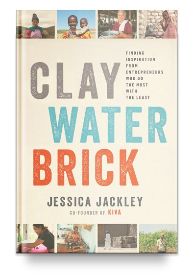 Clay Water Brick