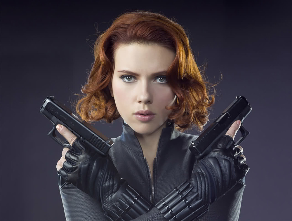 Black Widow Project Management
