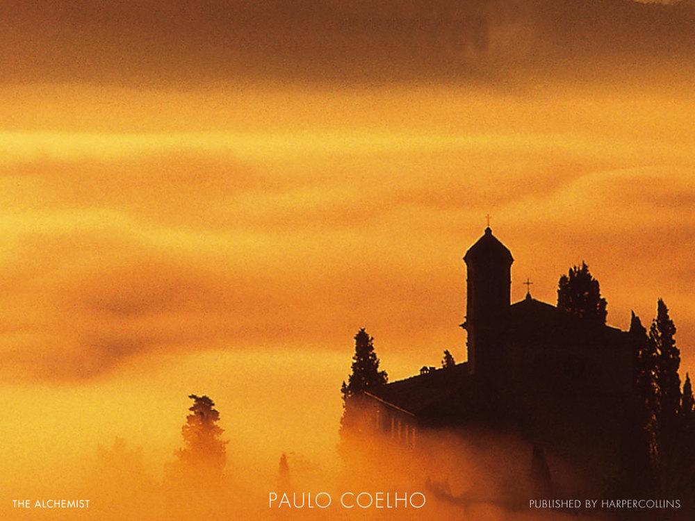Paulo Coelho Alchemist