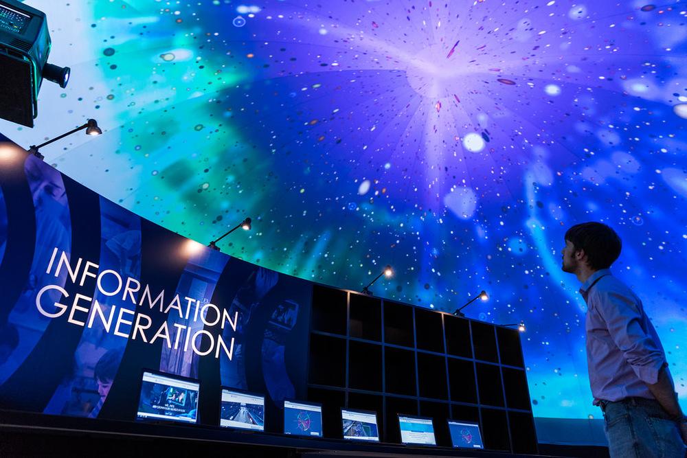 Information Generation EMC World