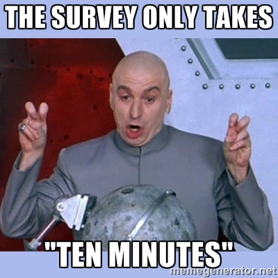 Survey Meme