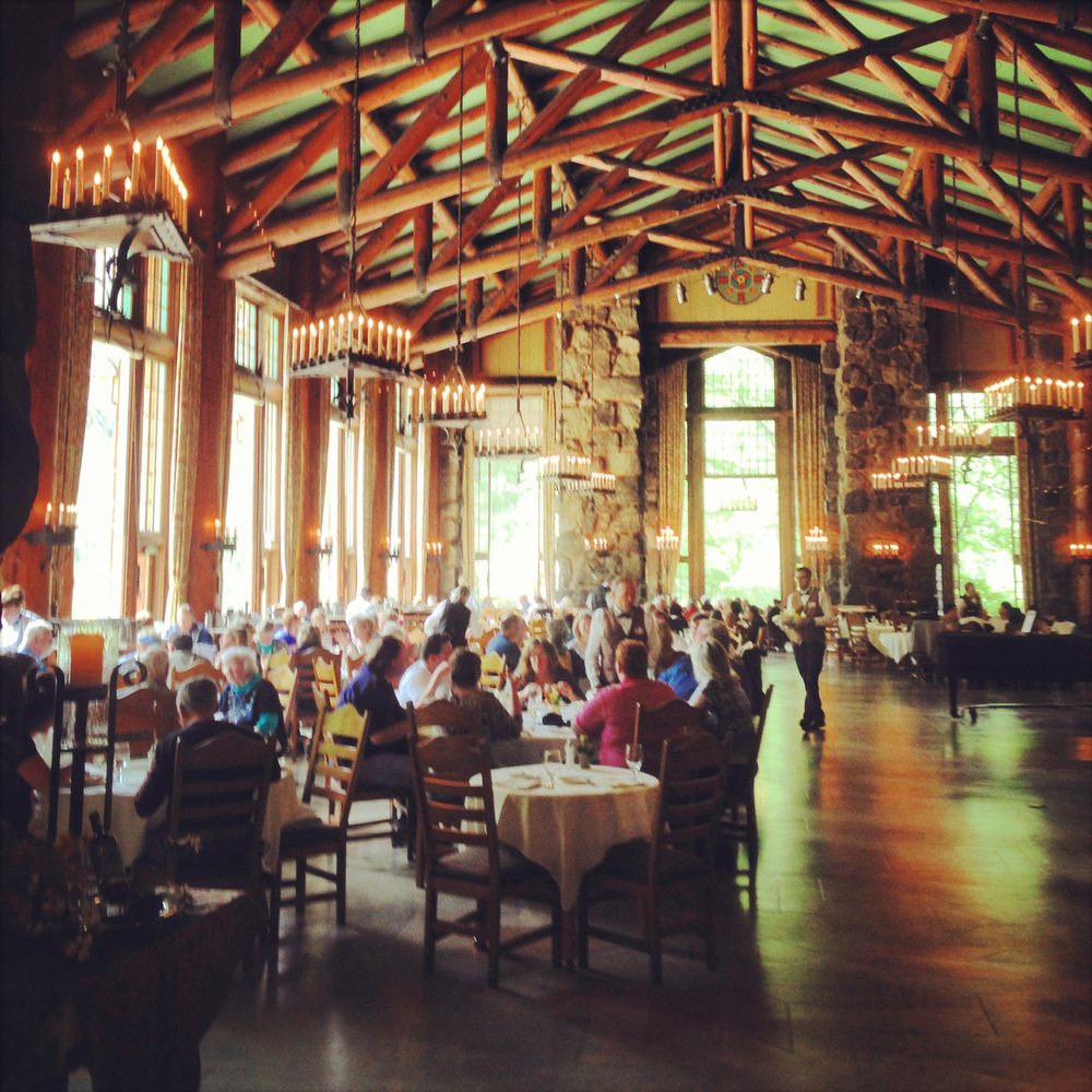 THE MAJESTIC YOSEMITE HOTELDINING ROOM