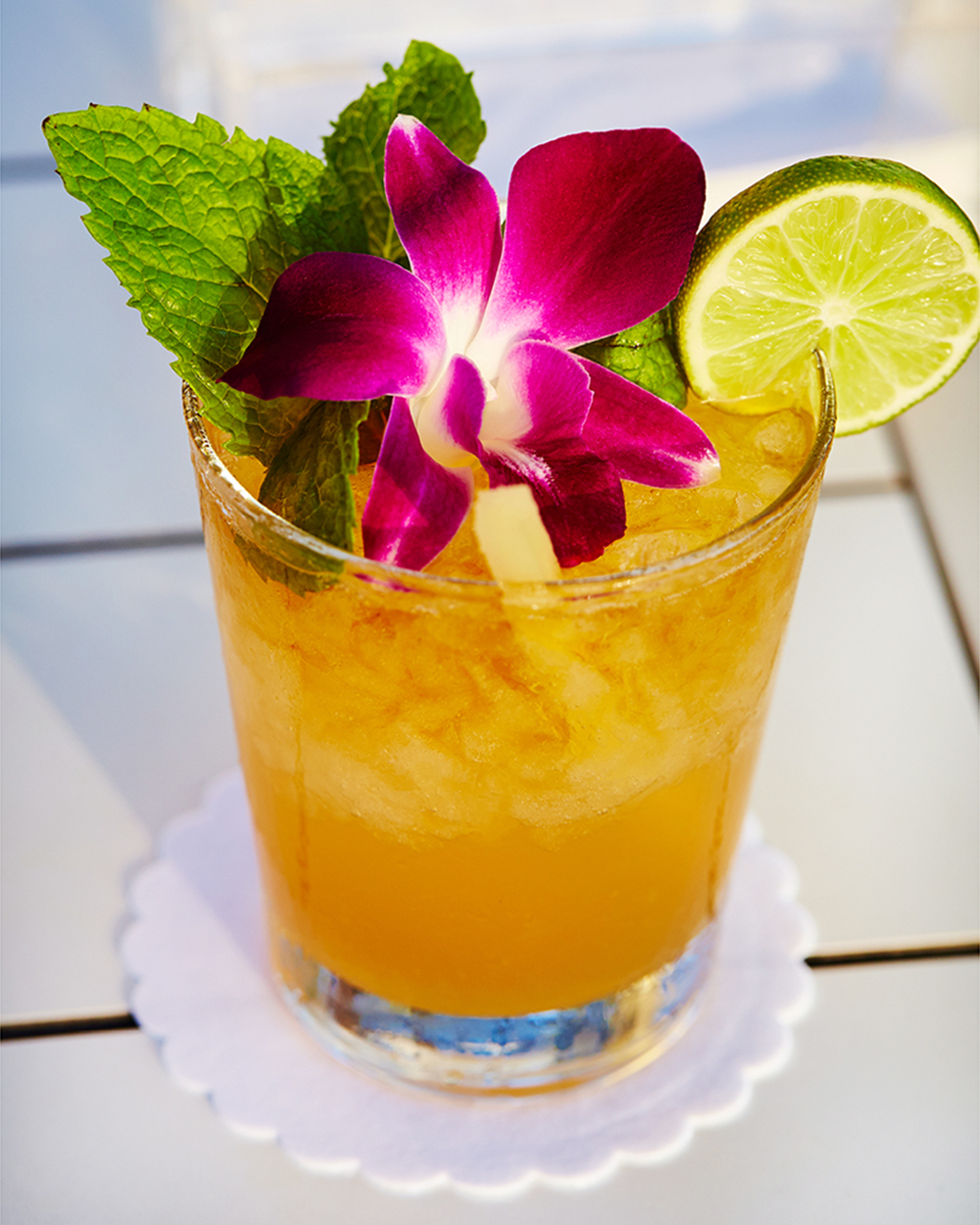 HOUSE WITHOUT A KEY SIGNATURE MAI TAI