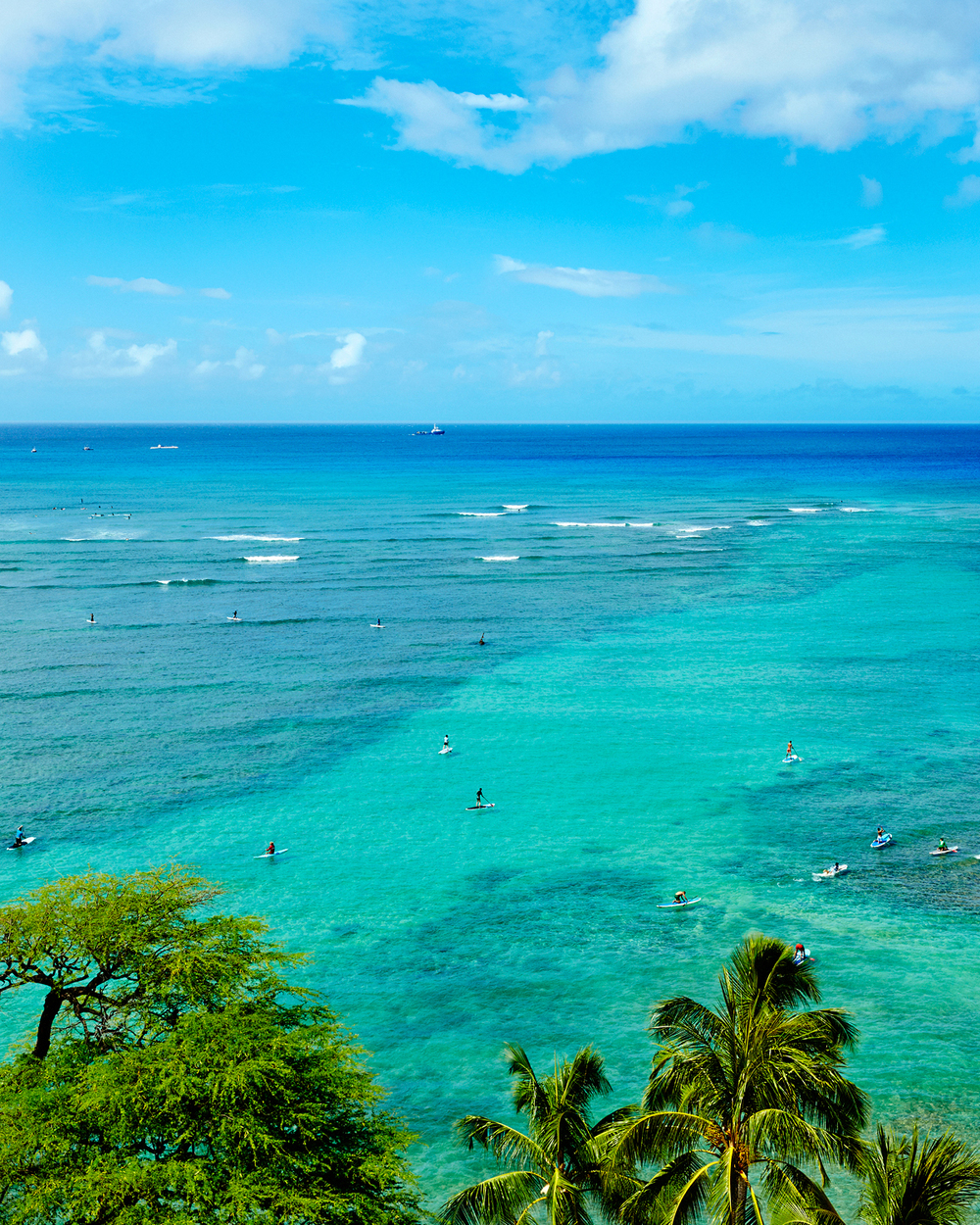 OCEAN VIEW ROOM AT HALEKULANI