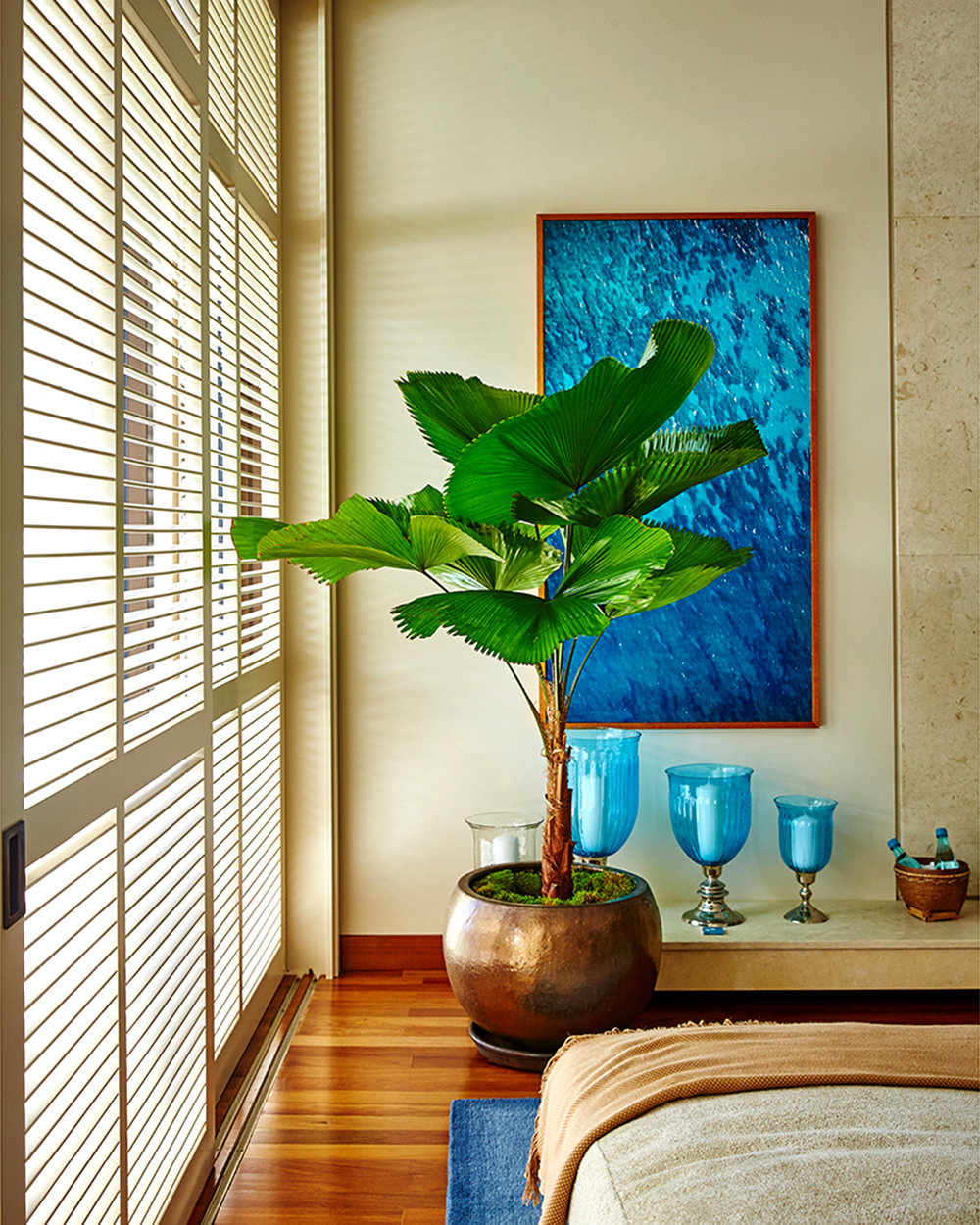 THE ORCHID SUITE AT HALEKULANI