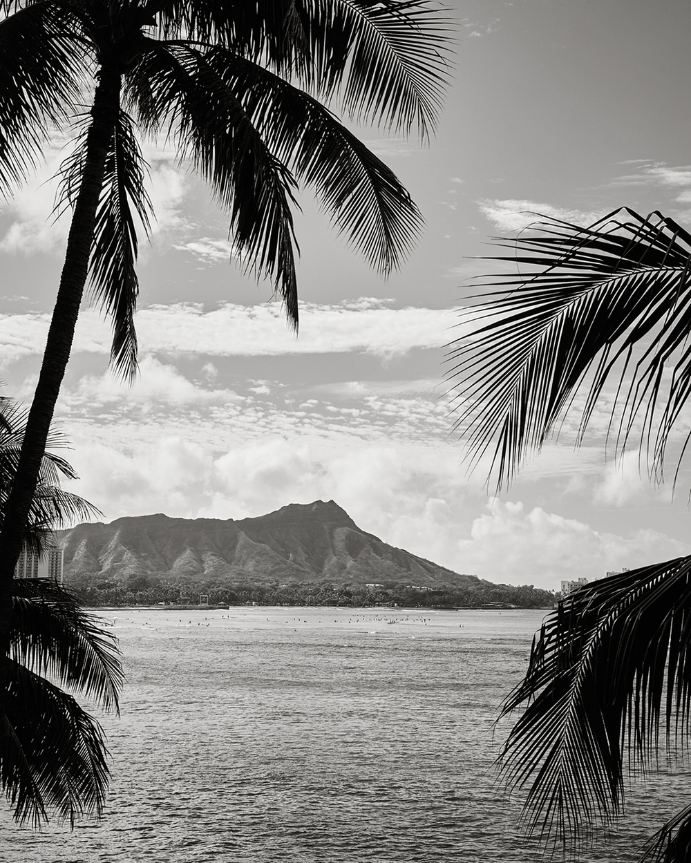 THE ROYAL SUITE VIEW OF DIAMOND HEAD AT HALEKULANI