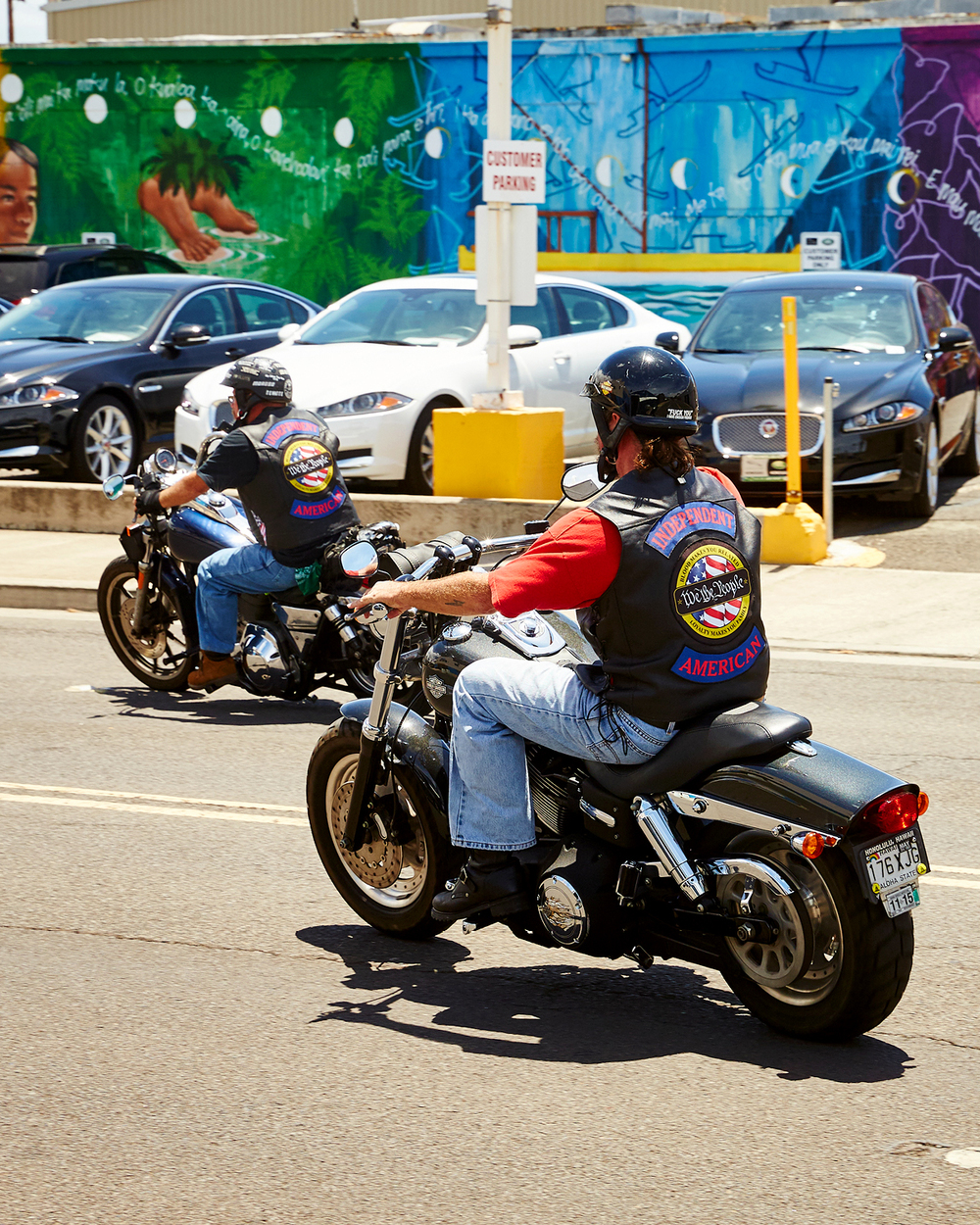 FREQUENT CUSTOMERS AT HONOLULU BEERWORKS