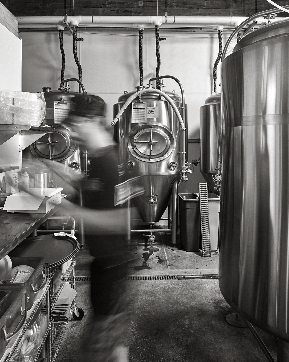BREWERY AT HONOLULU BEERWORKS
