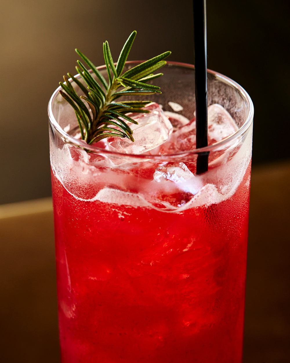"AN ""OLD MAN MARLEY"" COCKTAIL AT LIVESTOCK TAVERN"