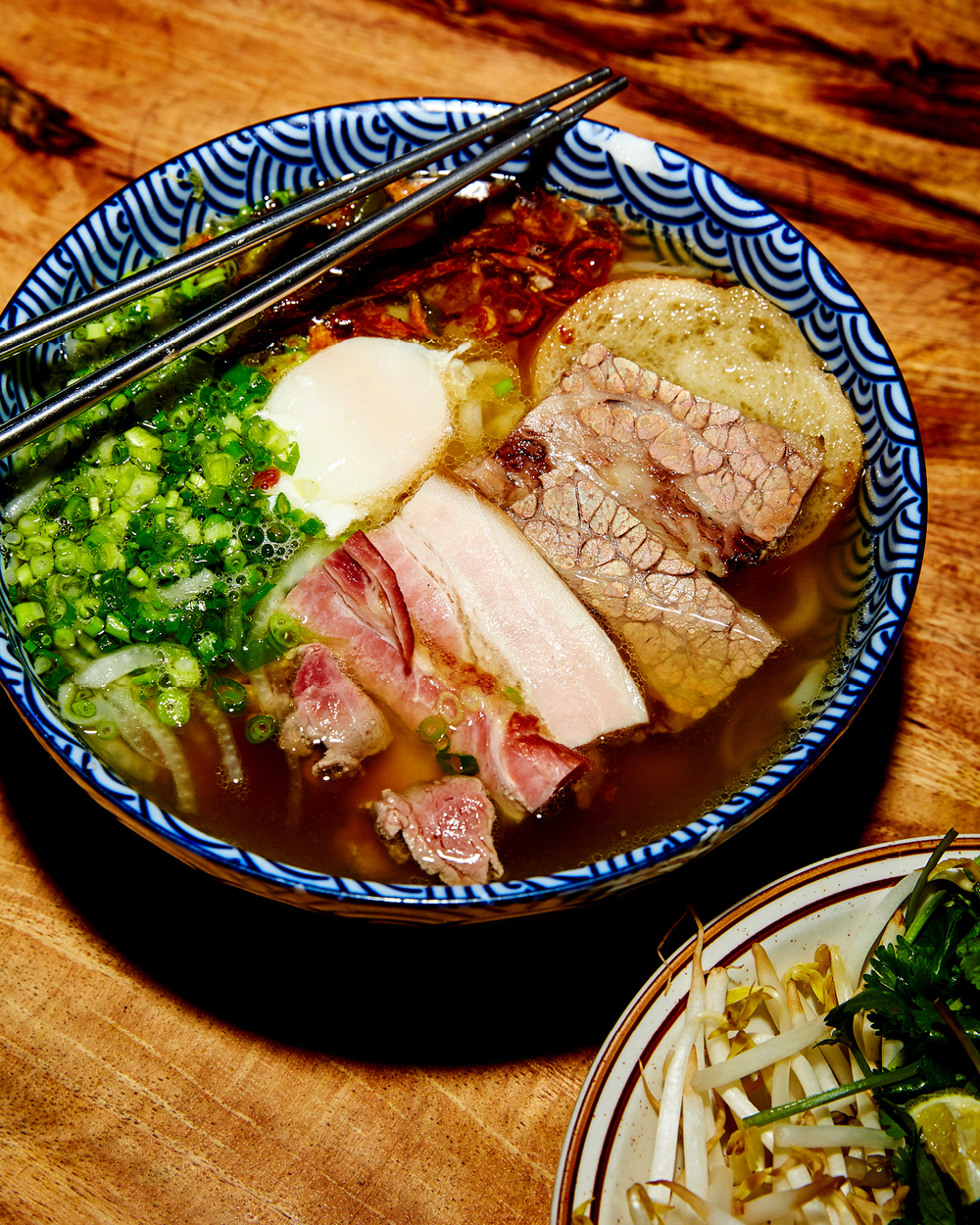 P&L PHO (BIG ISLAND BEEF) AT THE PIG AND THE LADY
