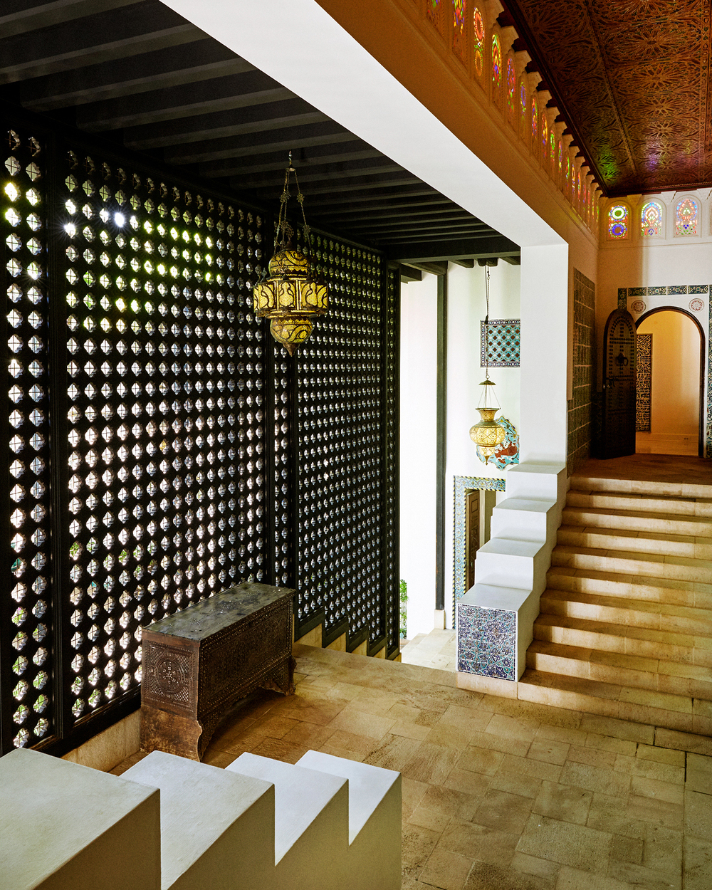 FOYER AT SHANGRI LA