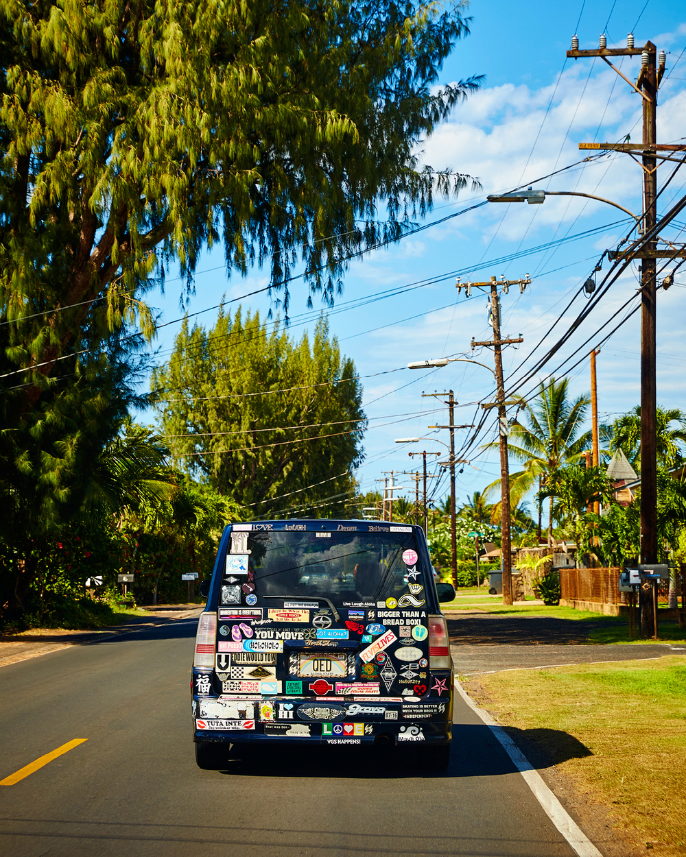 BUMPER STICKER ENVY