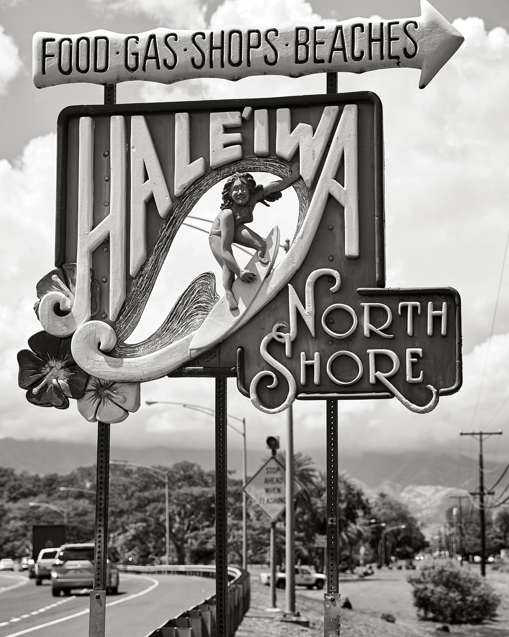HALE'IWA ON THE NORTH SHORE