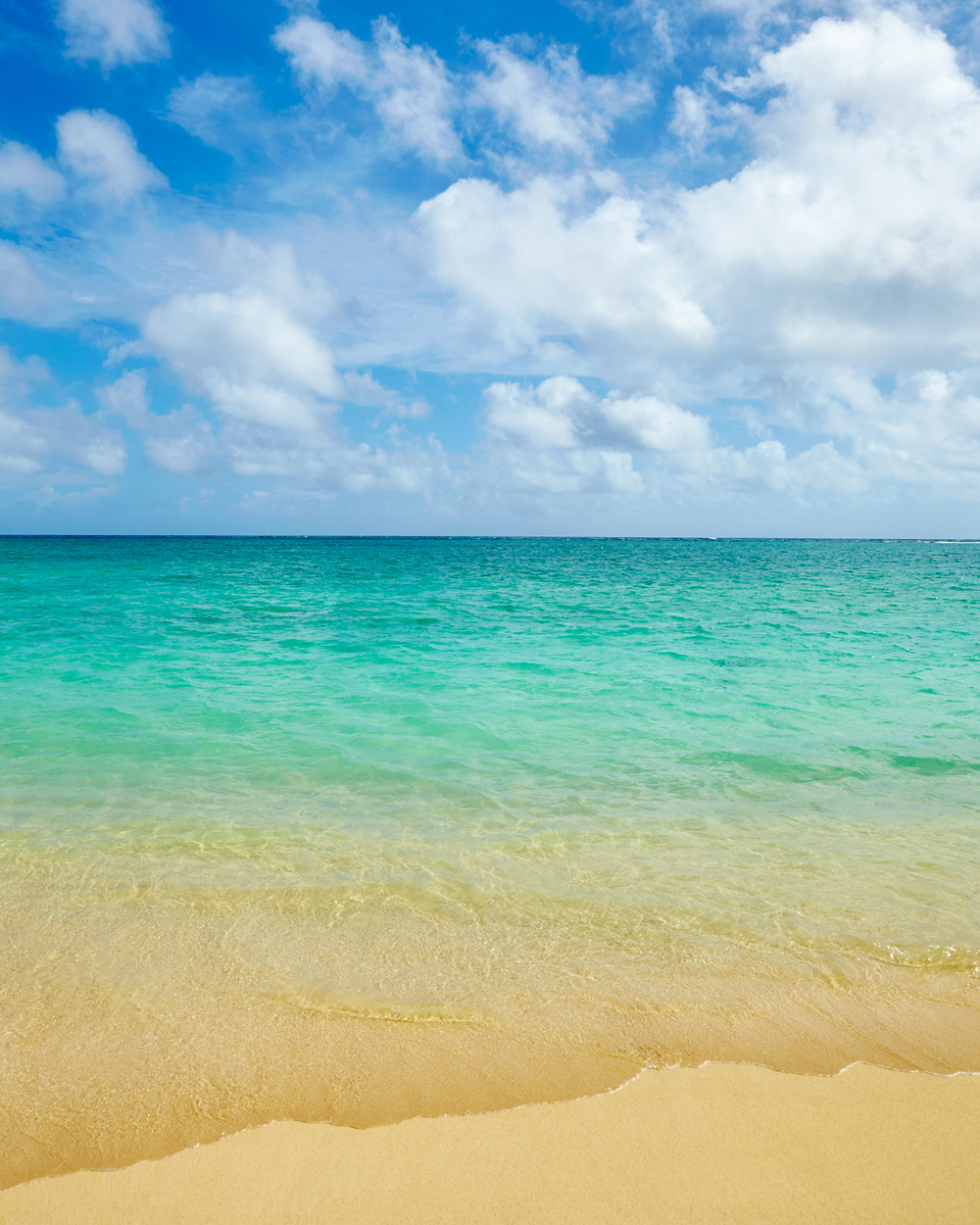 CRYSTAL WATERS AT LANIKAI BEACH