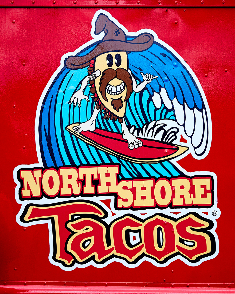 TACOS! SHARKS COVE FOOD TRUCKS