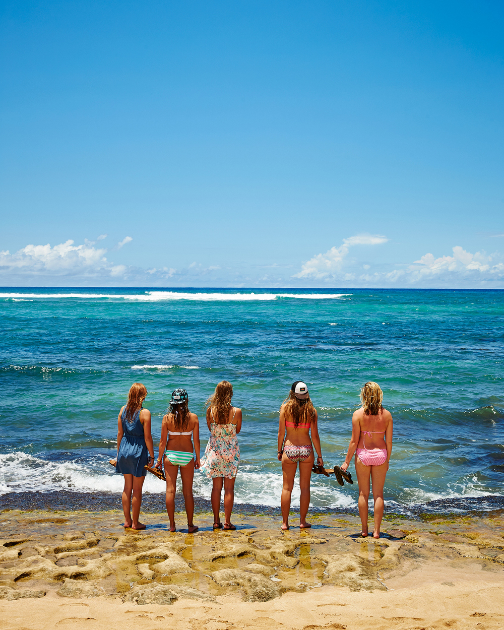 THREE TABLES BEACH