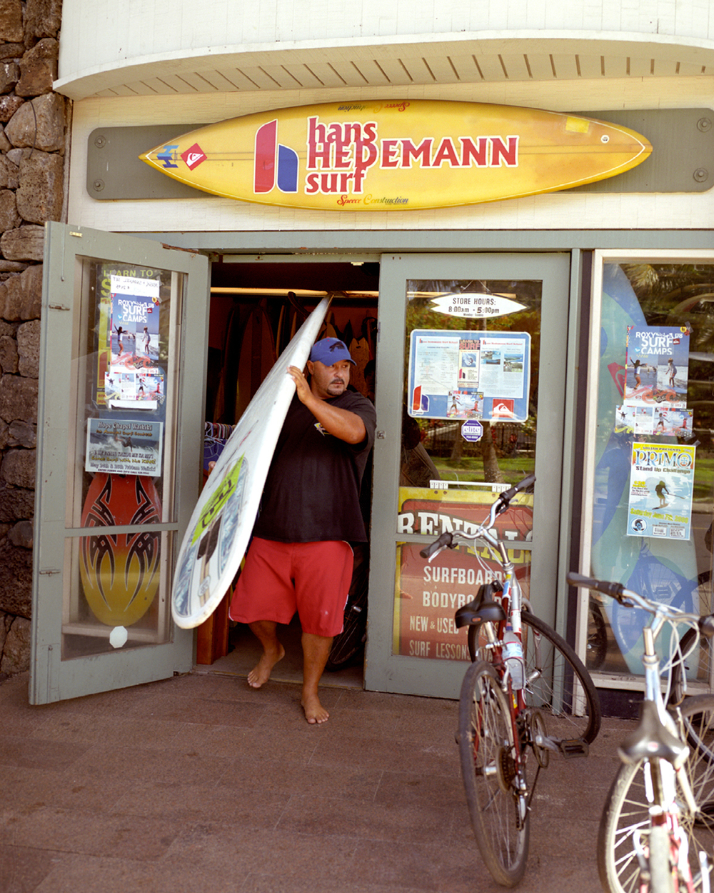 HANS HEDEMANN SURF CAMP AND RENTALS