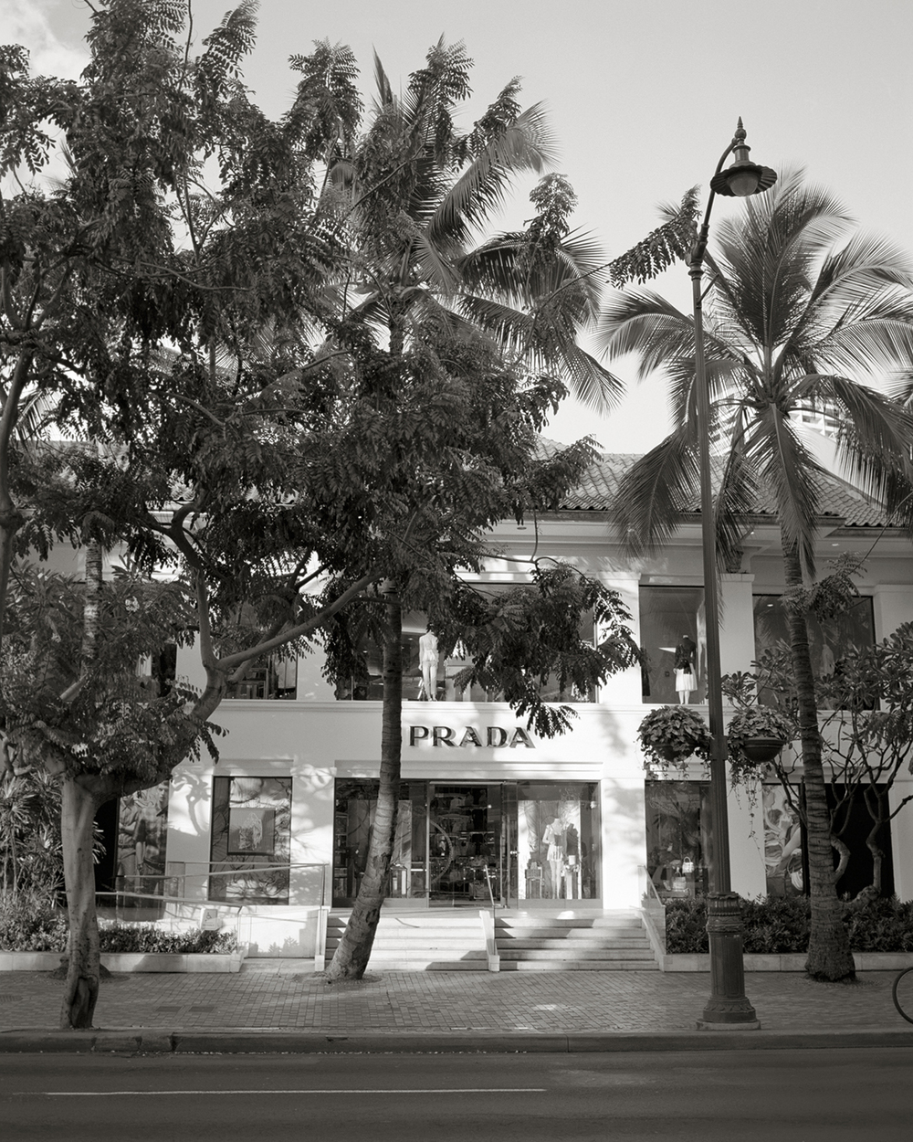 SHOPPING ALONG KALAKAUA AVENUE
