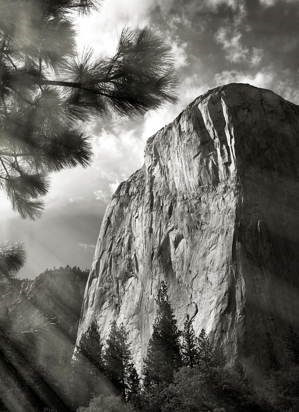 THE MIGHTY EL CAPITAN