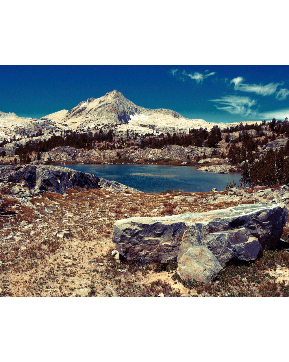 20 LAKES BASIN TRAIL
