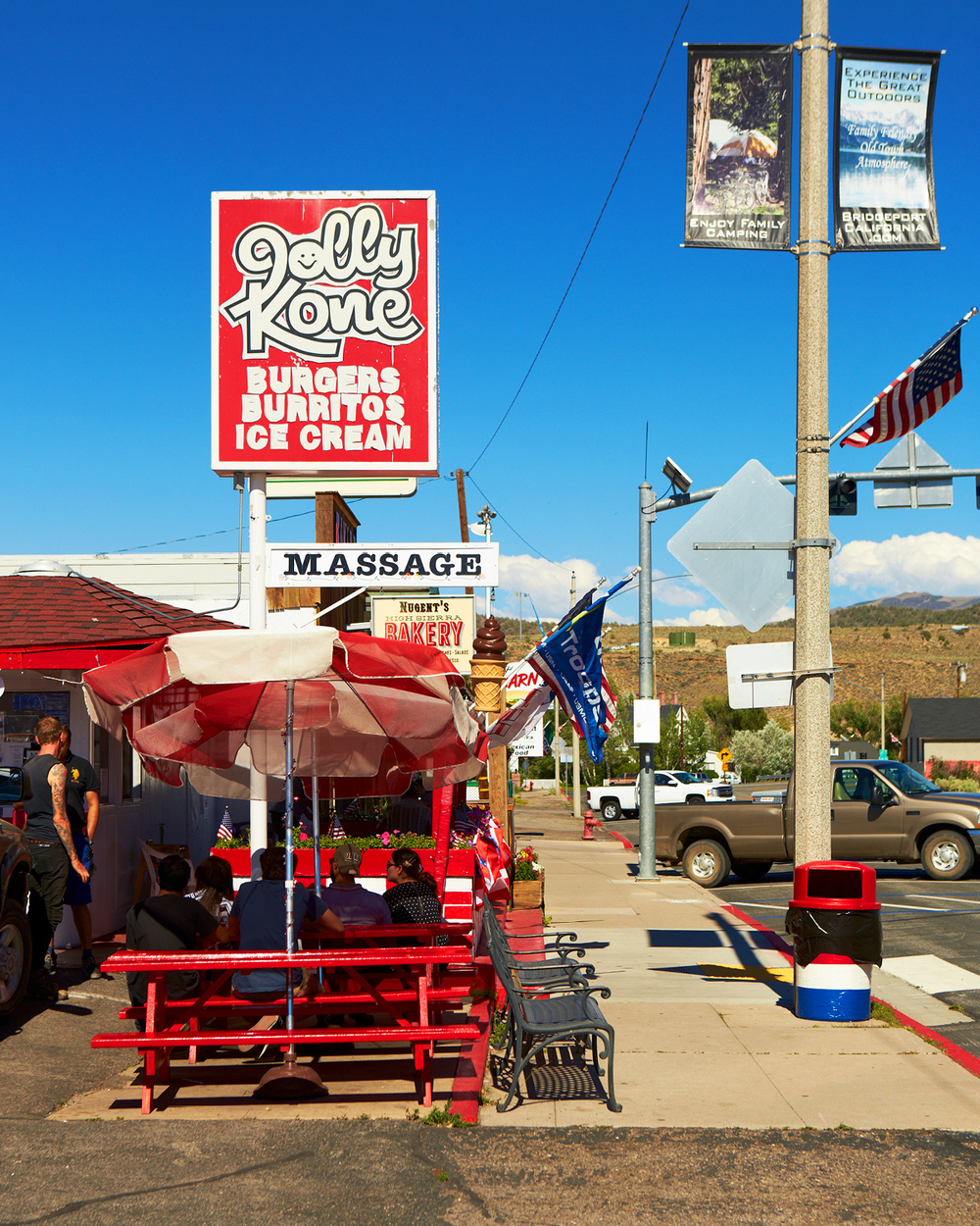 THE JOLLY CONE IN BRIDGEPORT