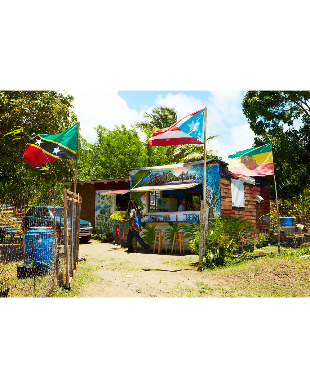 ITAL CREATIONS NEAR BASSETERRE