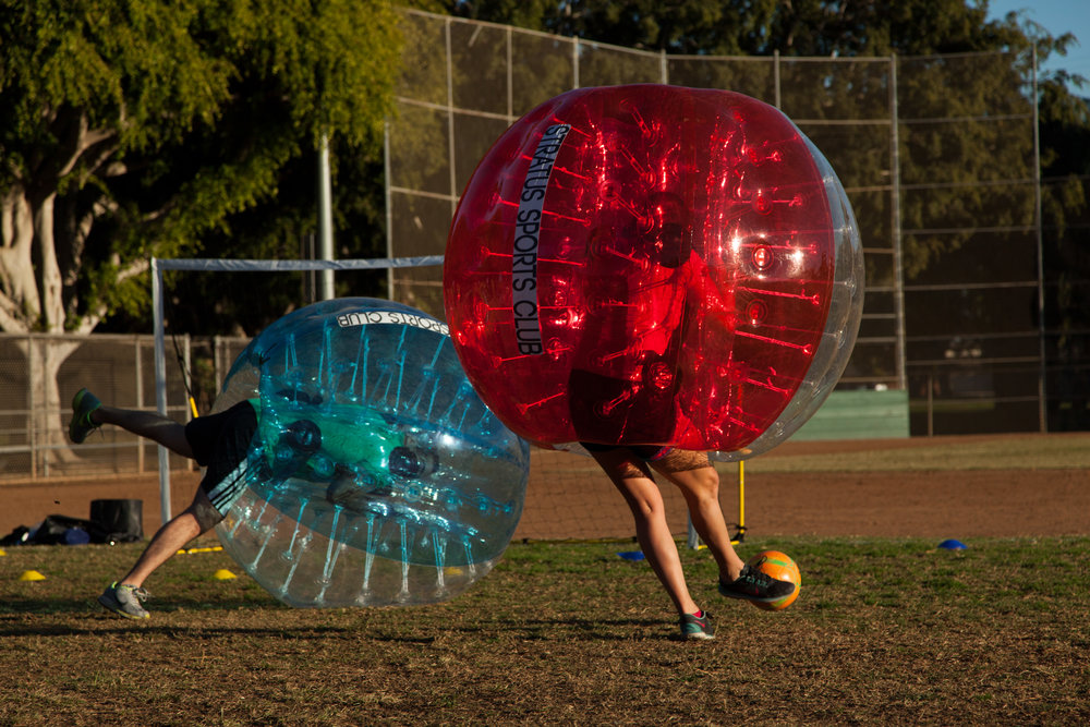 Bubble Soccer Rental Van Nuys/Sherman Oaks