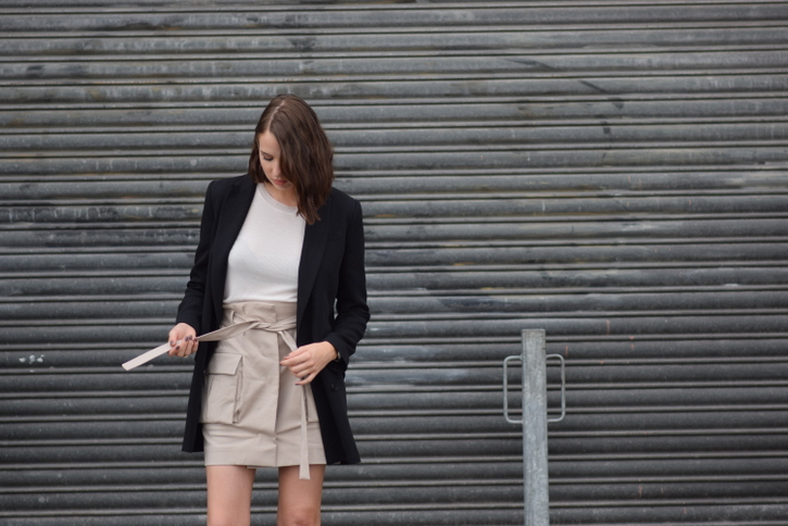 Utility COS skirt