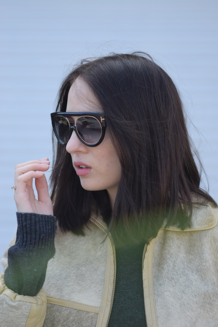 41024015be6c Tom Ford Alana Aviators — SHOT FROM THE STREET