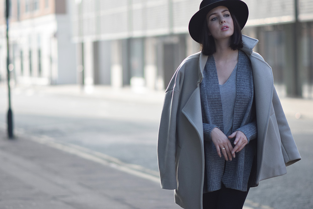 How to layer with neutral colours