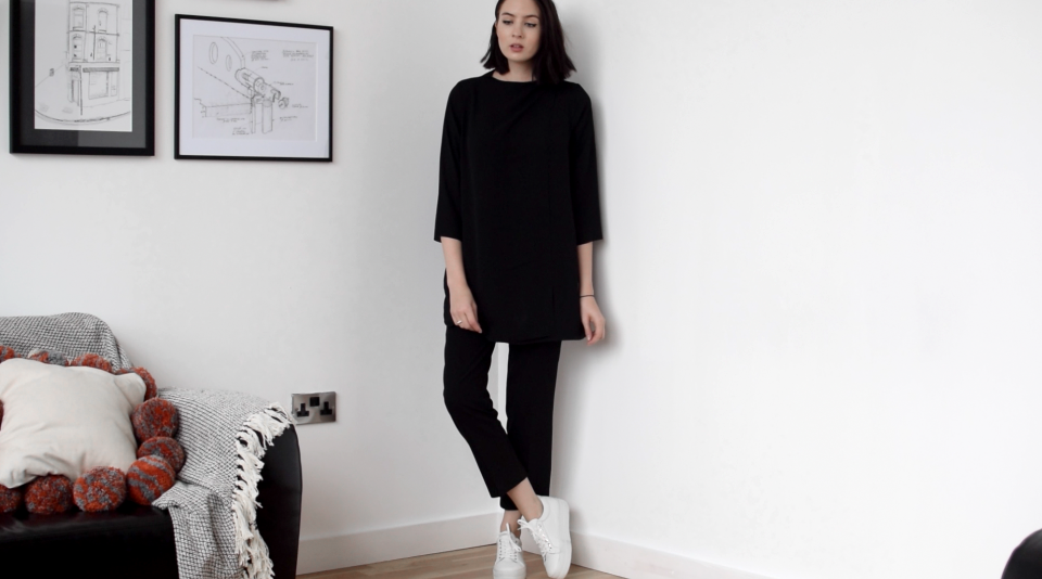 Monki Oversized Tunic Top