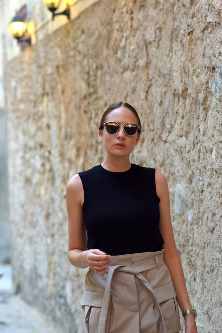 Dior So Real Tortoiseshell sunglasses