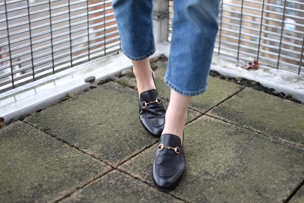 gucci loafers for women uk fashion blogger