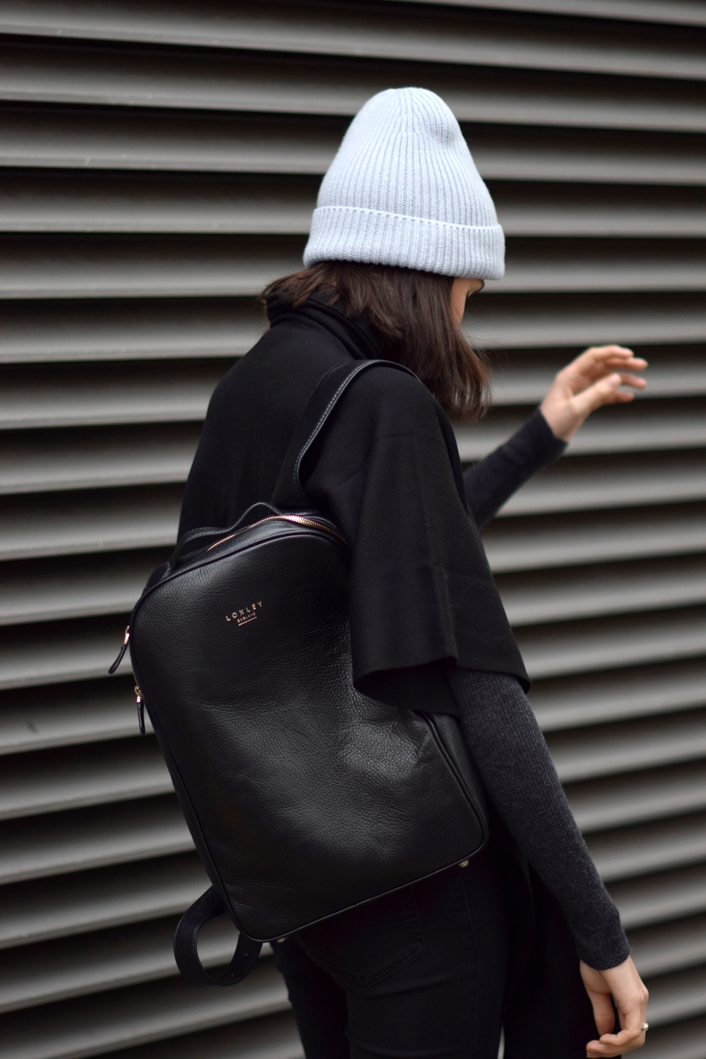 Loxley Mini Gloucester Rucksack UK fashion blog