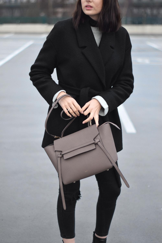 Celine belt back fashion blogger