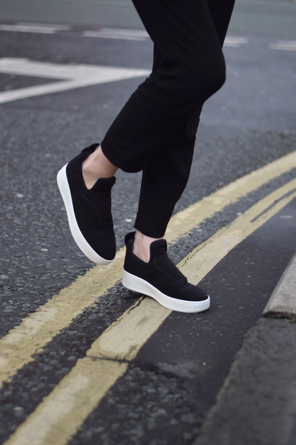 Celine slip on trainers