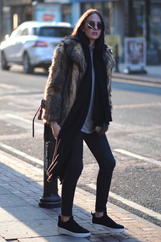 Celine shoes and bag fashion blog