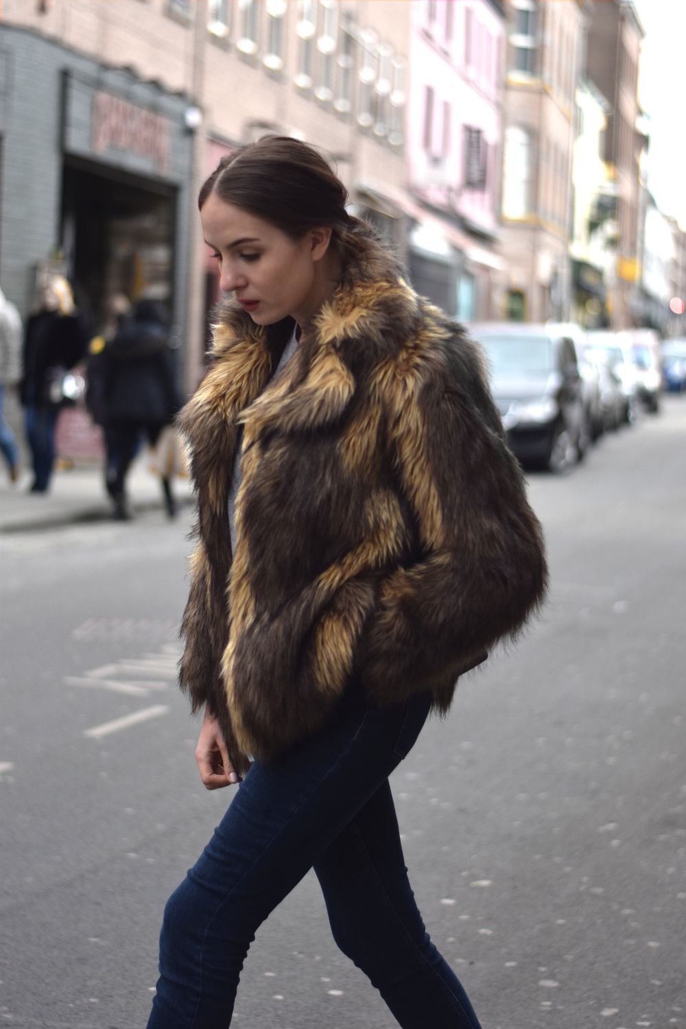 Shot From The Street Fashion Blogger