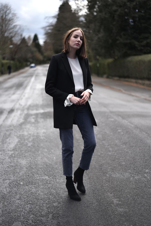 UK Minimal Fashion Blogger