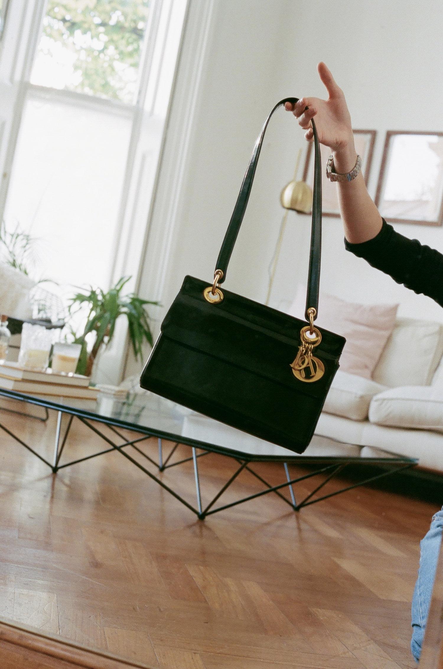 New Handbag Shot From The Street