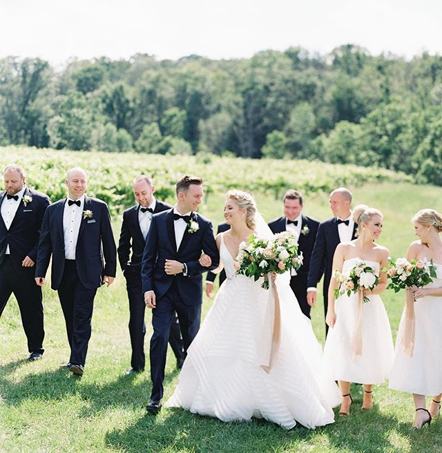 Want to know the secret to having the best wedding ever? It's easier than you might think! First, surround yourself with the best support system - this includes family (let them help!), having your best friends stand by your side, and hiring vendors that you can trust to handle your day while you're off enjoying all of the special moments. Second, and I can't stress this enough. Hire a damn good photographer. After everything you've done to get to your wedding day, you want memories to last a lifetime!  Photo by @willreidphoto  #weddingplanner #wedding #weddingplannerniagara #niagara #niagaraweddings #niagaraweddingplanner #memories #brideandgroom #weddingphotography #vendor
