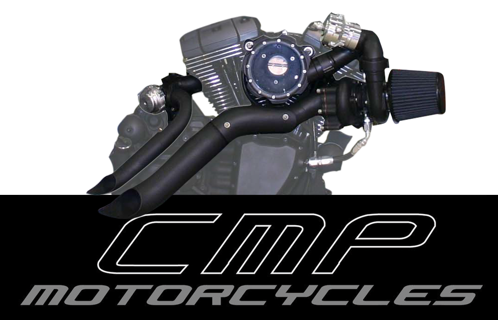 CMP Turbo Kit — Ballistic Cycles