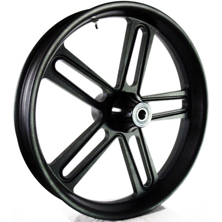 Forged G-3 (shown in high def black w/platinum contrast)