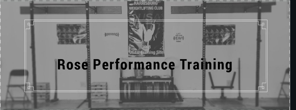 4f Sports Performance Rose Performance Training Systems
