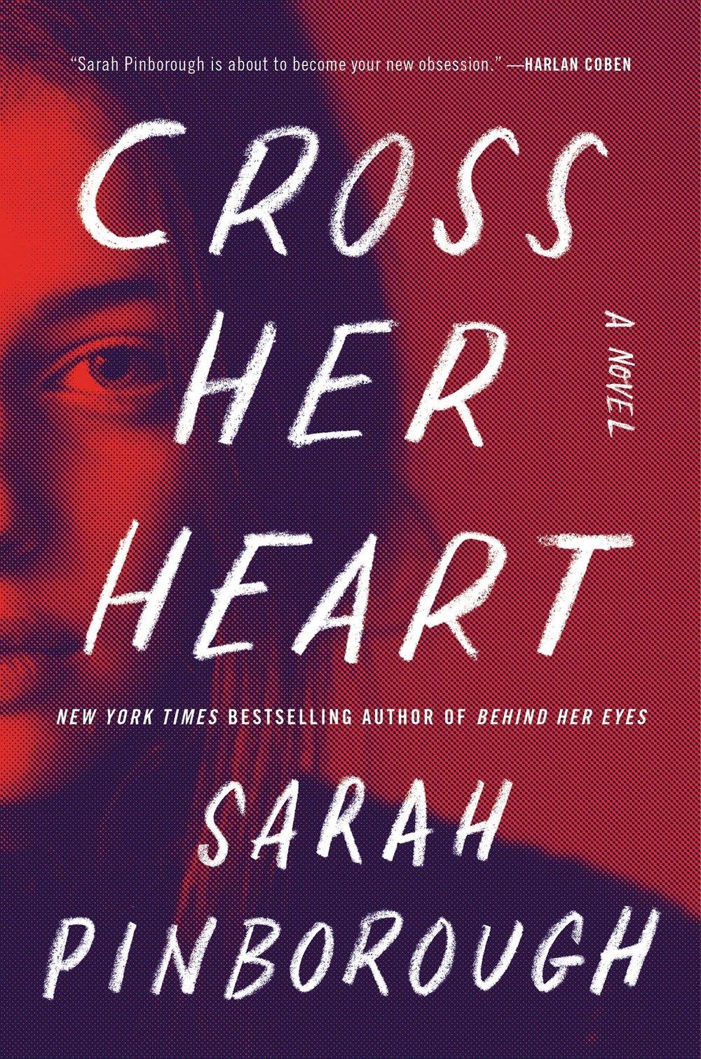 Cross Her Heart by Sarah Pinborough