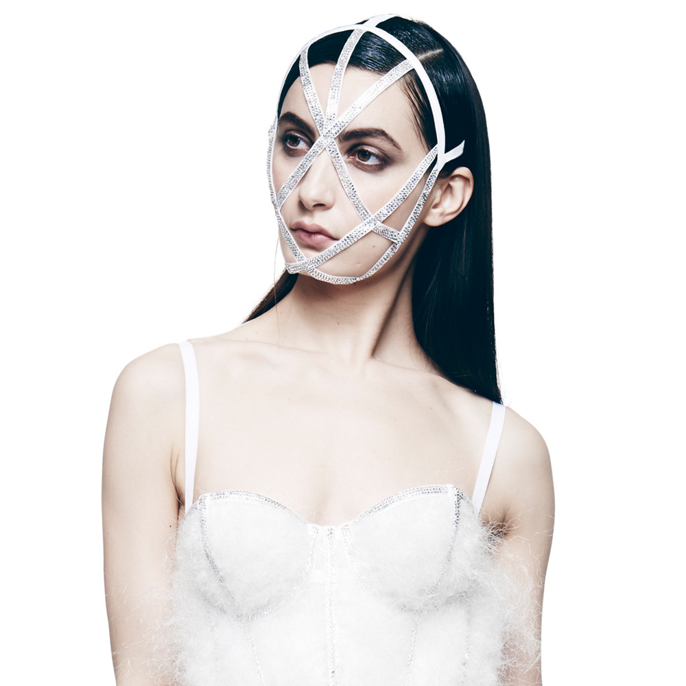 A-Morir Swarovski Facemask White.jpg