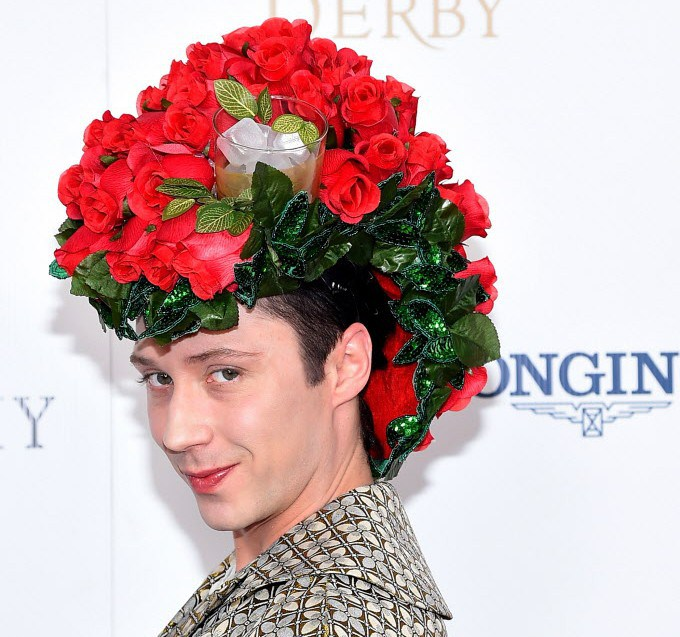 Johnny weir derby hat side julep.jpg